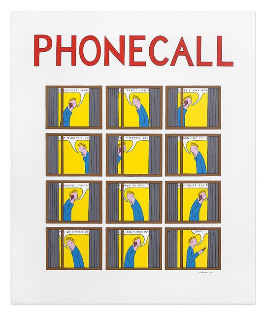 , 'PHONECALL,' 2014, Temnikova & Kasela