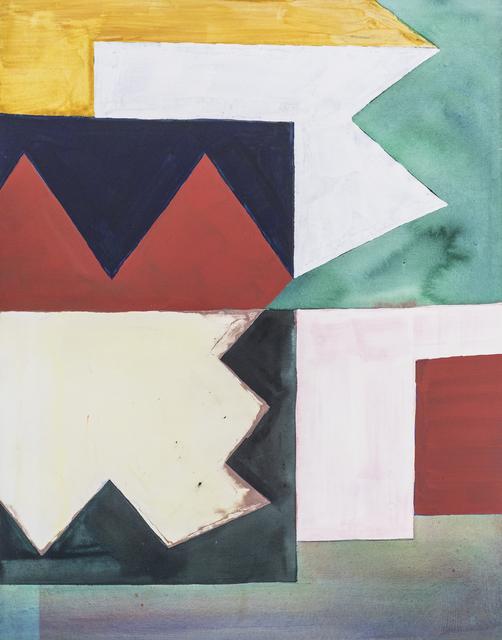 , 'Untitled (-),' 2013, Mai 36 Galerie