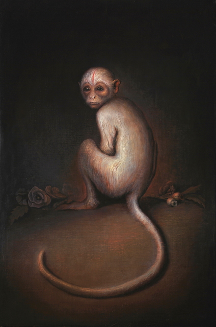 , 'Monkey,' , Booth Gallery