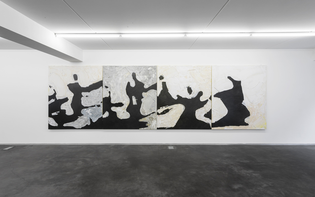 , 'Flamenco (4 panels),' 2017, NK Gallery