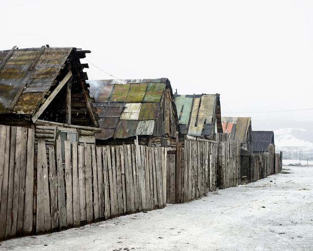 Tamas Dezso, 'Gypsy Village (Rasnov, Central Romania)', 2013, The Photographers' Gallery