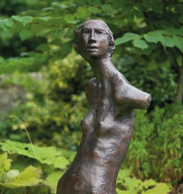 , 'Vernal figure,' 1957, Pangolin