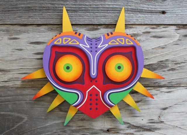 , 'Majora's Mask,' 2018, Helikon Gallery & Studios