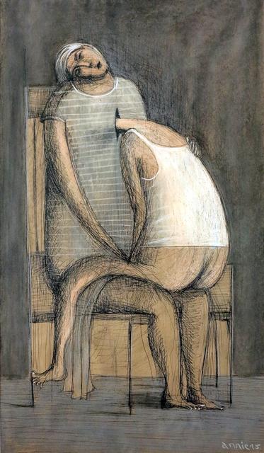 "Annie Kurkdjian, '""Number 292"" / ""Numara 292""', 2015, Galeri 77"