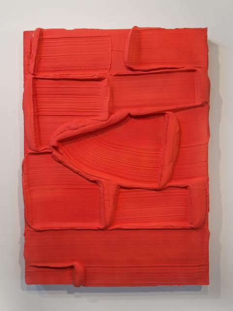 Harmen van der Tuin, '32 Red earth', 2018, Alfa Gallery