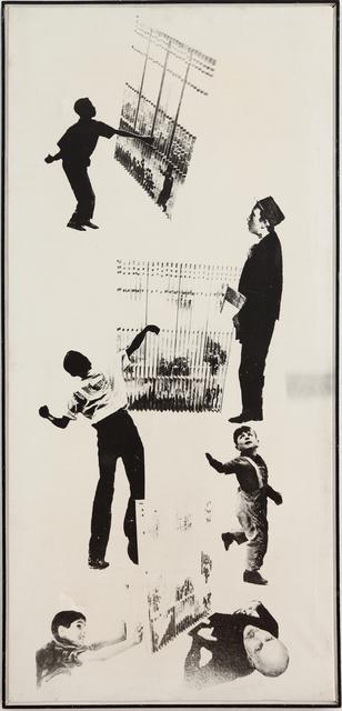 , 'Verifica di un'immagine fusibile ,' 1970, OSART GALLERY