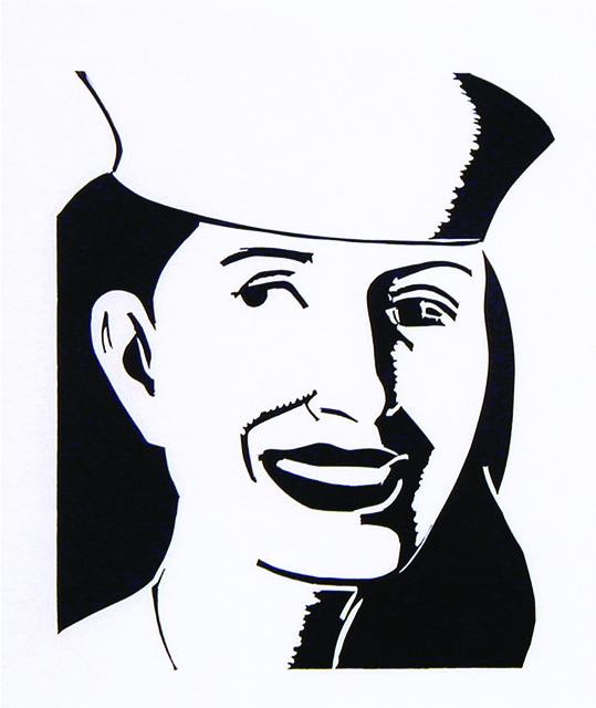 Alex Katz, 'The Sailor Hat', 2003, BAM