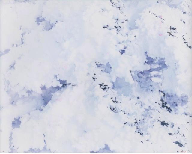 Risaku Suzuki, 'WHITE 09,H-338', 2009, CHRISTOPHE GUYE GALERIE