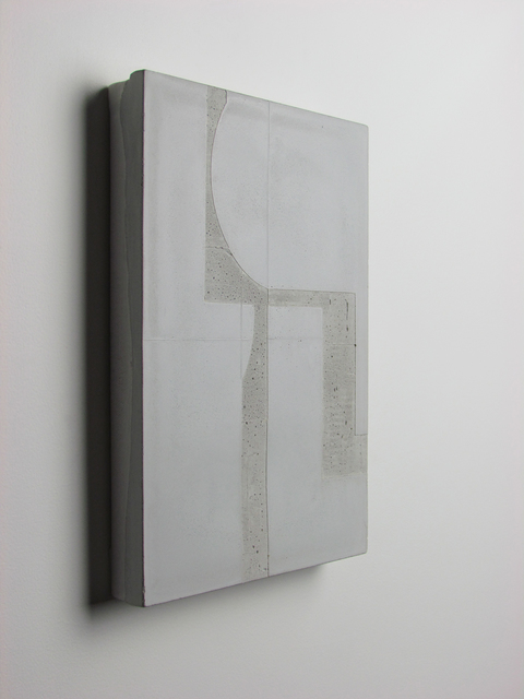 Andrew Clausen, 'Untitled 19.05', 2019, Sculpture, Cast concrete and ink transfer resin-bonded canvas, &Gallery