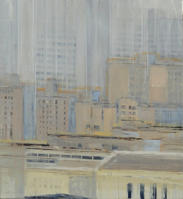 , 'Into the City,' 2015, Desta Gallery