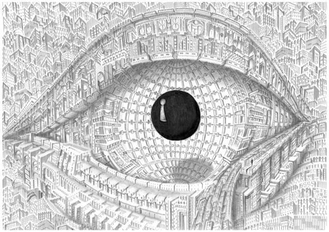 Marc Brousse, 'Civilisations' Eye', 2018, ARTBOX.GALLERY