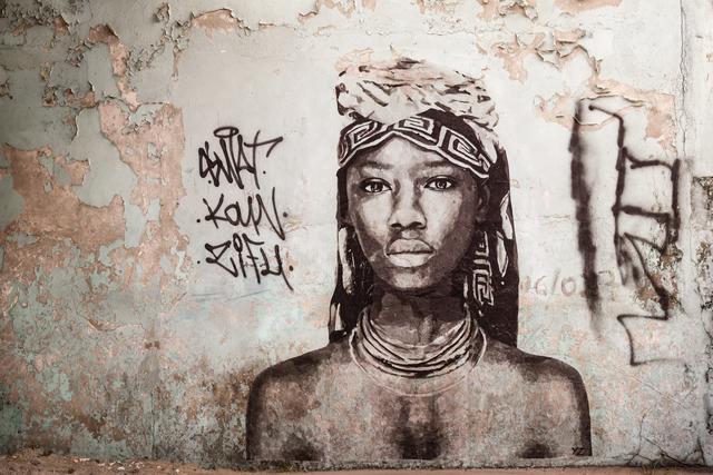 , 'Aïcha, Kennedy,' 2018, LouiSimone Guirandou Gallery