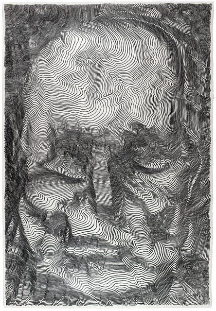 , 'Olmec 8,' 2014, Hans Alf Gallery