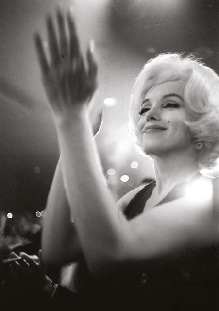 Julian Wasser, 'Marilyn Monroe Golden Globes ', 1962, Mouche Gallery