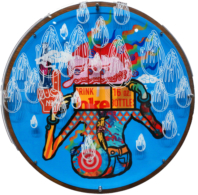 , 'Fog Populi III,' 2016, Mizuma Art Gallery