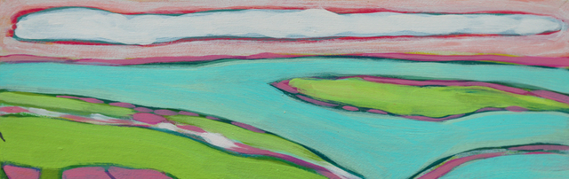 , 'High Tide Marsh ,' , The George Gallery