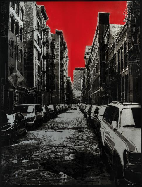 Logan Hicks, 'Distant Future', 2007, Tate Ward Auctions