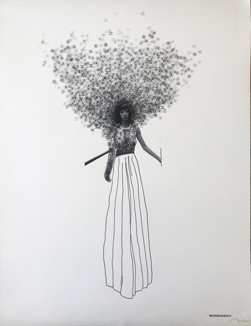, 'Women Wednesday IV,' 2018, ArtCN