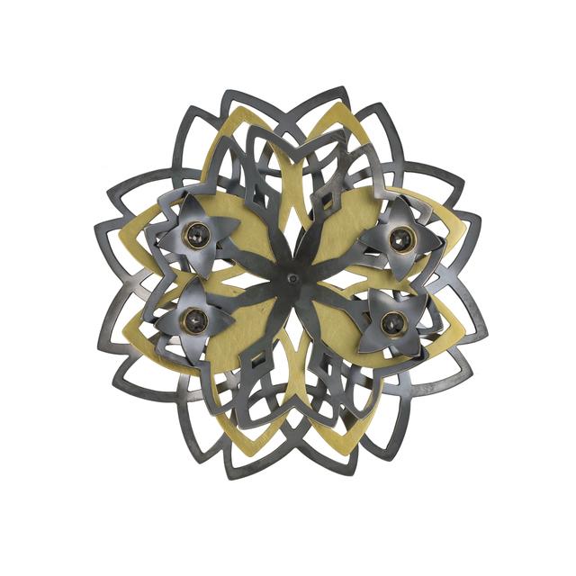 , 'Linear Talisman No. 3 (Brooch),' 2018, Sienna Patti Contemporary