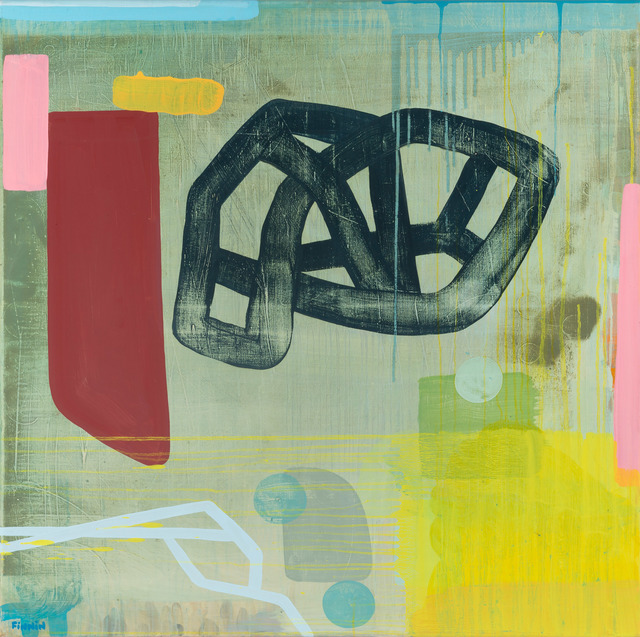 , 'Seconds Away From Now,' 2015, John Martin Gallery