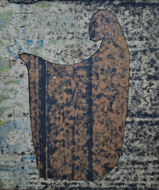 , 'LETTER Q'AF,' 1970, Mark Hachem Gallery