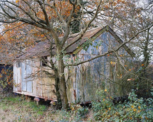 , 'Shed, near Plumpton,' 2011, Open Doors Gallery