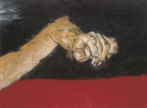 Tony Bevan, 'Intervention', 1984, James Hyman Gallery