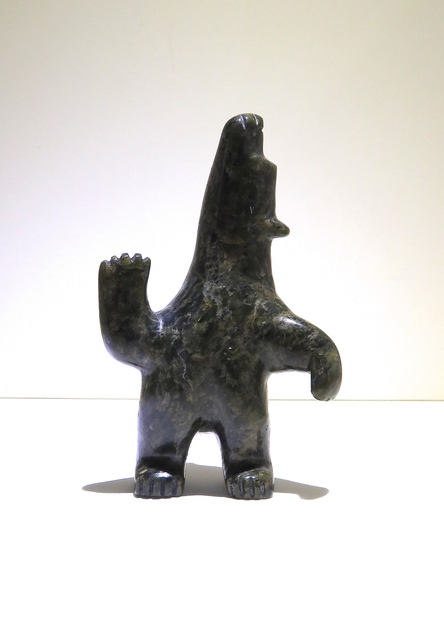 , 'Standing Bear,' 2016, Arctic Experience McNaught Gallery