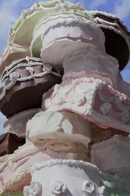 , 'Wedding Cake,' 2009, The FLAG Art Foundation