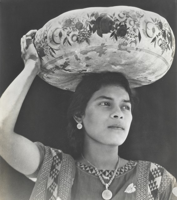 , 'Woman of Tehuantepec,' ca. 1929, Philadelphia Museum of Art