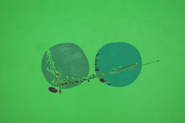 , 'Untitled (NEG 09 006),' 2009/2010, Anne Mosseri-Marlio Galerie