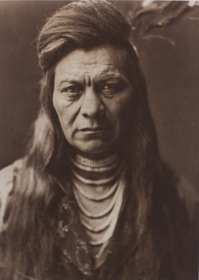 , 'Black Eagle, Nez Percé,' 1911, Portland Art Museum