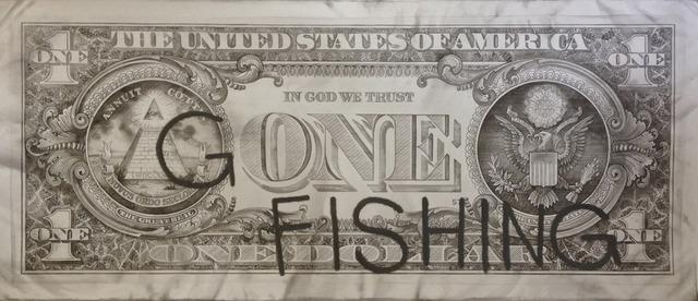 , 'Gone Fishing,' 2013, Galerie Gmurzynska