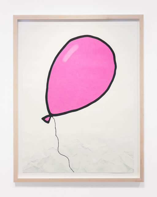 , 'Balloon,' 2018, Stephen Friedman Gallery