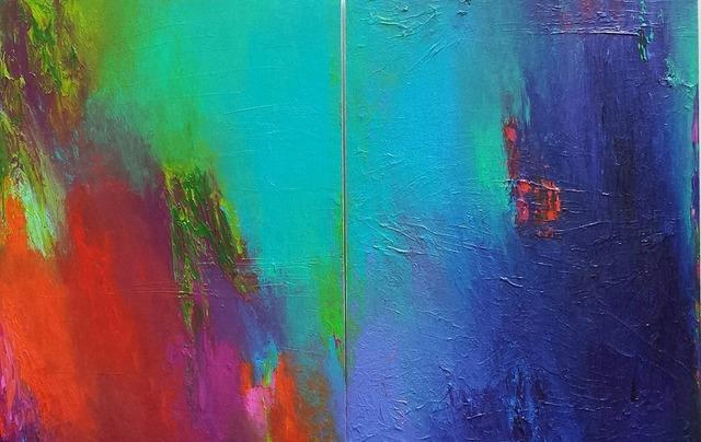 Tony Henson, 'Immortality', 2014, Painting, Acrylic on Canvas, Zenith Gallery