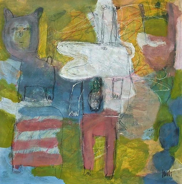 , 'Jump,' 2016, Hanson Howard Gallery