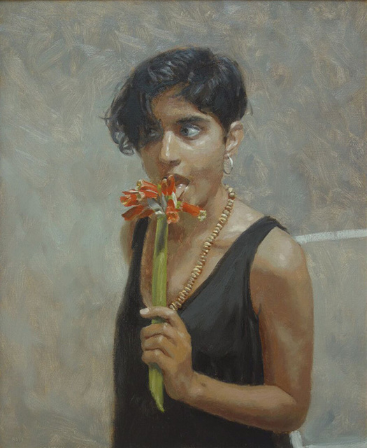 , 'Women with flowers,' 2016, Galeria Contrast