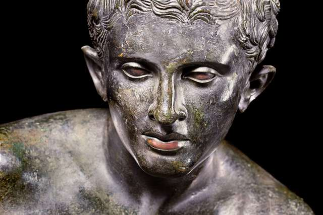 , 'Hermes,' 2015, Spazio Nuovo