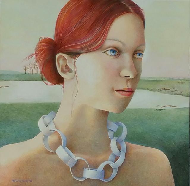 , 'Paper Chain,' 2015, J. Cacciola Gallery