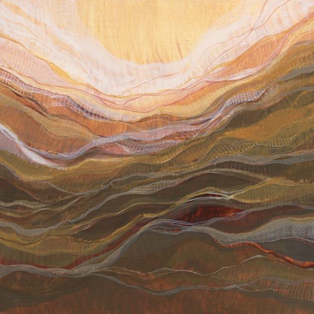 , 'Lines 18,' 2017, Susan Calloway Fine Arts