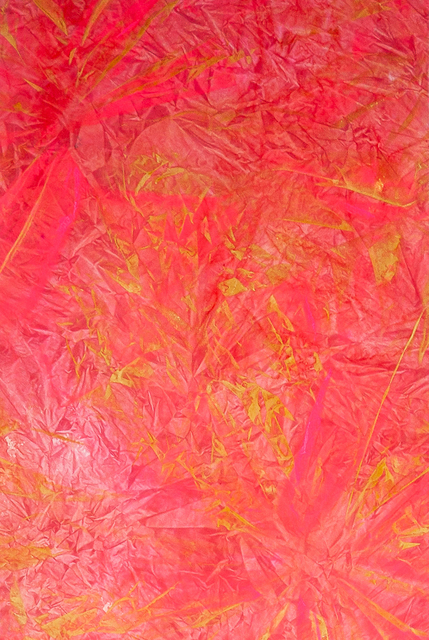 Mette Tommerup, 'Garden of Ur (Fluorescent Pink and Gold) ', 2019, Emerson Dorsch