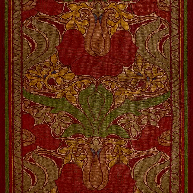 , ''Donemana' Carpet,' Irish (Donegal), 1901, 08, H. Blairman & Sons Ltd