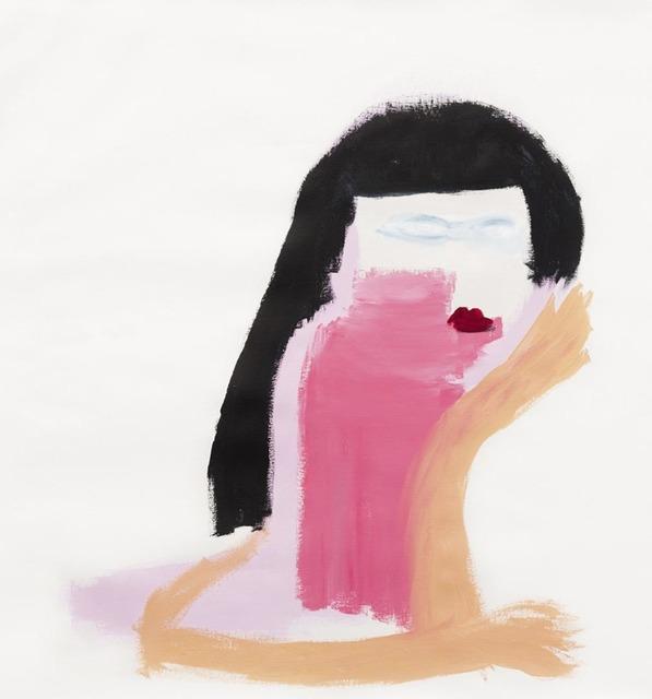, 'ojos fantasmas,' 2016, Otero