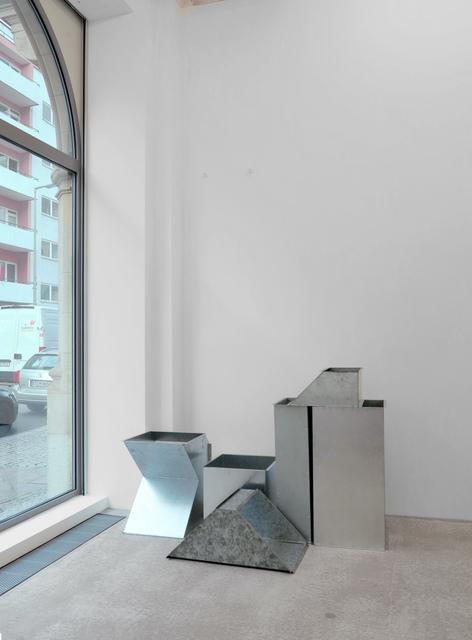 Charlotte Posenenske, 'Square Tubes Series D', 1967-2016, Daniel Marzona