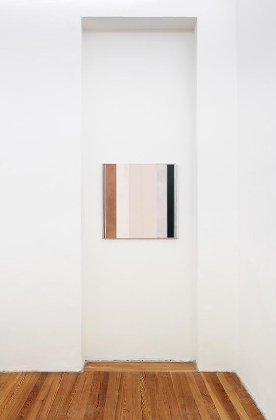 Svenja Deininger, Second Sentece, 2017 Installation view at Federica Schiavo Gallery Milano ph. Andrea Rossetti