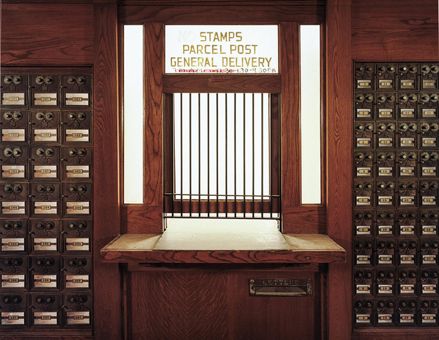 , 'Post Office, Concord State Hospital, Concord,  New Hampshire,' 2009, Benrubi Gallery
