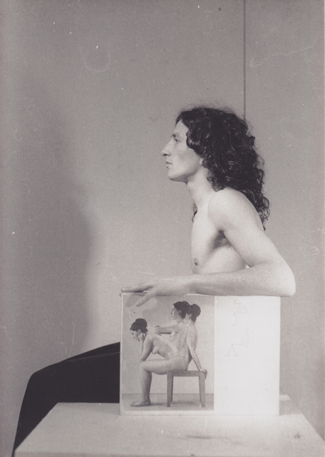 Giovanni Morbin, 'Tra vesti mento', 1981, Galerie Michaela Stock
