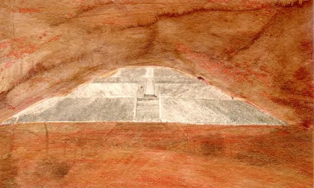 , 'Variaciones sobre la Pirámide del Sol No. 1,' 2018, Patricia Conde Galería
