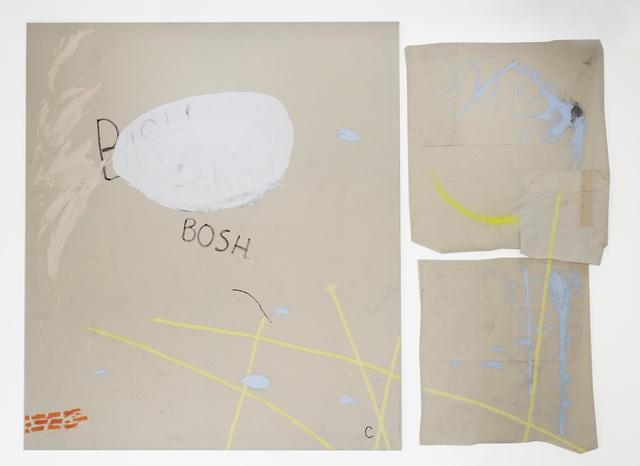 , 'Bish, Bash, Bosh,' 2019, CHOI&LAGER