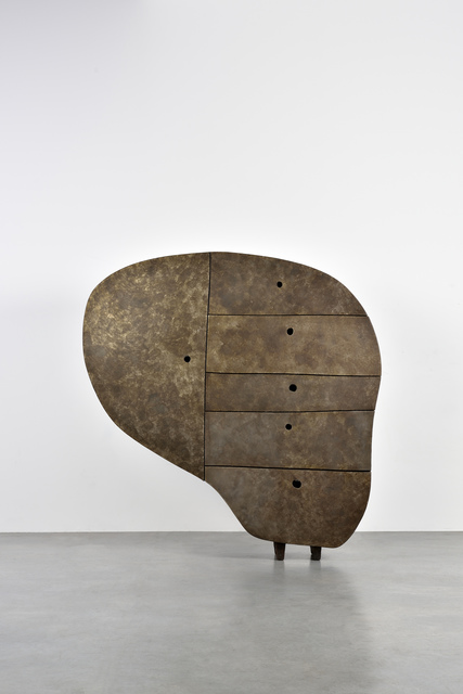 Maarten Baas, 'Close Parity Asymmetric Cabinet', 2016, Carpenters Workshop Gallery
